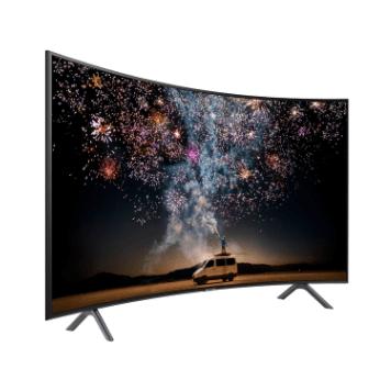 Televizor LED Curbat Smart LG, 108 cm
