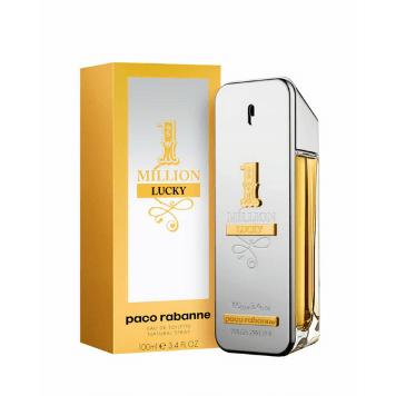 parfum barbati 1 Million Lucky by Paco Rabanne