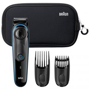 Aparat de tuns barba multifunctional Braun