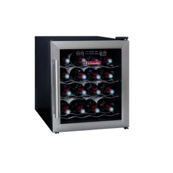 Racitor vinuri termoelectric pentru 16 sticle, LaSommeliere, LS16