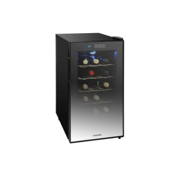 Racitor vinuri termoelectric pentru 18 sticle, Hyundai, HYU VIN 18