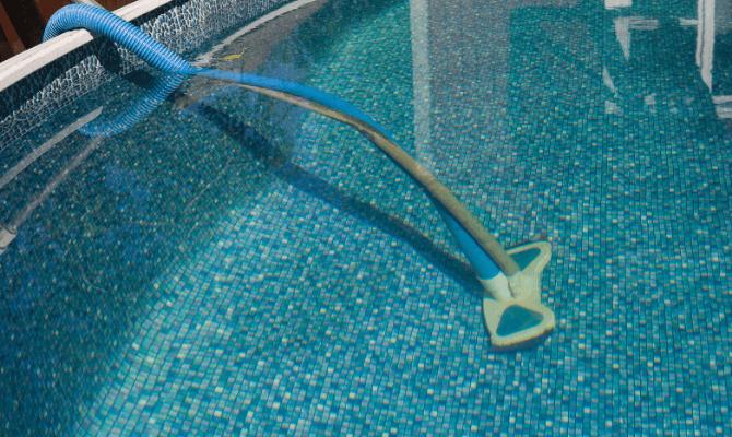 accesorii piscina supraterana de curte