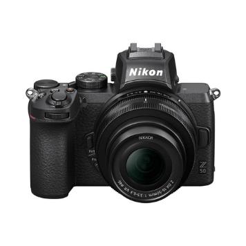 camera foto Nikon Z50