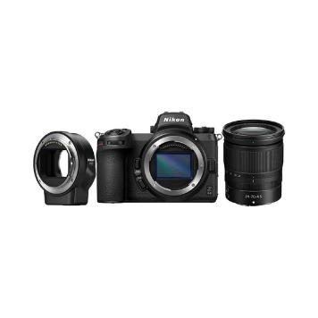 camera foto Nikon Z6 II