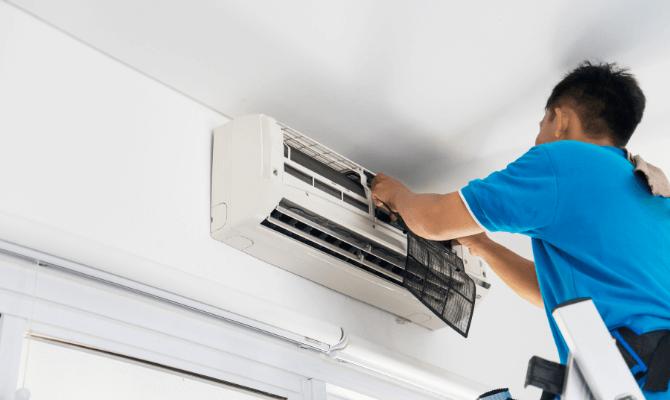 intretinere aparate de aer conditionat