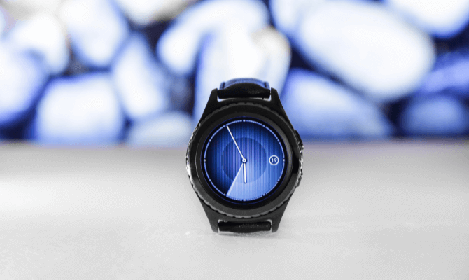 display smartwatch