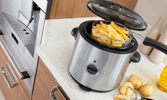 tipuri de friteuza